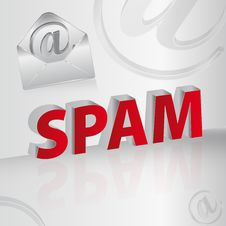 Free Spam Stock Images - 21769594
