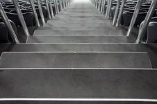 Free Stadium Steps Royalty Free Stock Images - 21769969