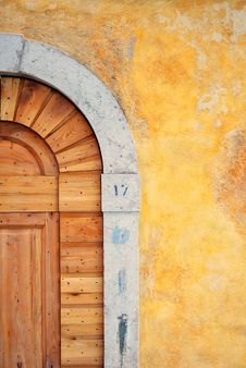 Free Ancient Door Royalty Free Stock Photography - 21772607