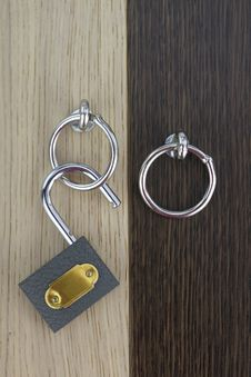 Free Opened Padlock Royalty Free Stock Photos - 21773228