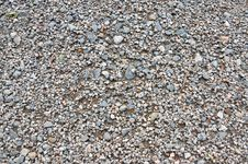 Free Closeup Of Gravel Stock Photography - 21773792