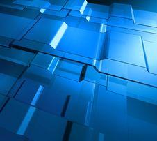 Free Transparent Blue Levels Stock Image - 21774421