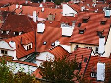Free Roofs Royalty Free Stock Images - 21775669