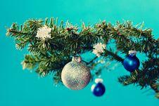 Free Christmas Decoration Stock Photography - 21779012