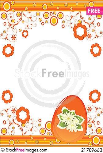 Free Orange Egg Stock Photos - 21789663