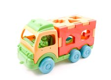 Free Toy Truck Royalty Free Stock Photo - 21786435