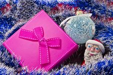 Free Christmas Gifts Royalty Free Stock Images - 21787809