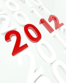 Free New Year Stock Image - 21789511