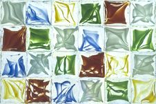 Free Glass Cubes Royalty Free Stock Image - 21789876