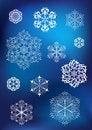 Free Snowflakes Stock Image - 21799241
