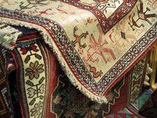 Free Anatolian Carpet Stock Photography - 21790452