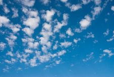 Free Cloudscape Royalty Free Stock Image - 21791226