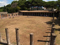 Free Pompei, Ruins From The Volcano Stock Images - 2182384