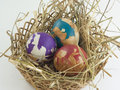 Free Easter Eggs Royalty Free Stock Photos - 2187608