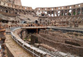 Free The Inside View Of Colosseum Stock Photography - 2188872