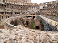 Free The Inside View Of Colosseum Royalty Free Stock Photo - 2188875