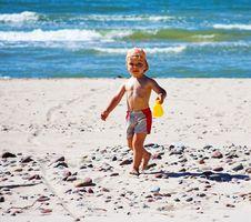 Free Beach Fun Stock Image - 2180451