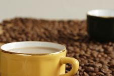 Free Cup Of Coffee Stock Image - 2180551