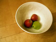 Free Fruit Bowl Royalty Free Stock Image - 2184136