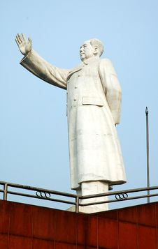 Mao Zedong Royalty Free Stock Images