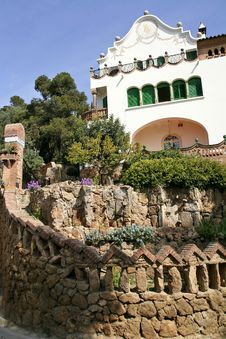 Free House Of Gaudi Stock Photo - 2185820
