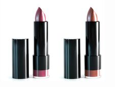 Make-up Lipstick Royalty Free Stock Photography