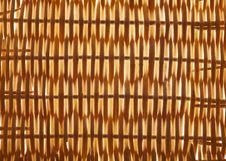 Free Rattan Pattern Texture Royalty Free Stock Images - 2188749