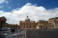 Free The St. Peter S Square Stock Photo - 2188930