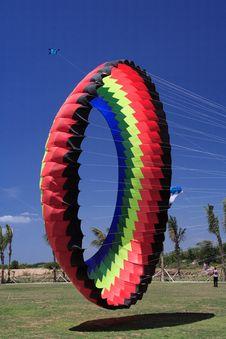 Free Ball Kite Royalty Free Stock Photo - 2189395