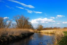 Free Lonely River Landscape Stock Photos - 2189823