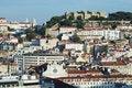 Free Lisbon View Royalty Free Stock Photos - 21809228