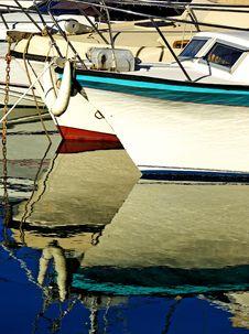 Free The Pleasure Boats Stock Photos - 21801403