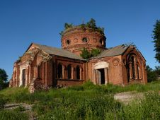 Free Old Church Stock Photography - 21802682