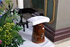 Free Baptism Royalty Free Stock Photo - 21803055