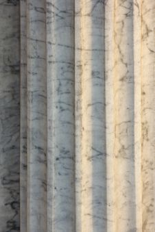 Free Gray Stone Column Stock Photography - 21803992