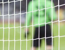 Free Goalkeeper Royalty Free Stock Images - 21804199