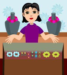 Free Jewelry Store Stock Photo - 21805880