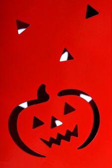 Free Halloween Pumpkin Tin Royalty Free Stock Images - 21806059