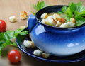Free Vegetable Soup Royalty Free Stock Image - 21810266