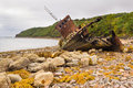 Free Fishing Boat Wreck Royalty Free Stock Images - 21813889