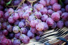 Free Grapes Close Up Stock Image - 21819411