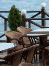 Free Cafe Near Sea Stock Image - 21828511