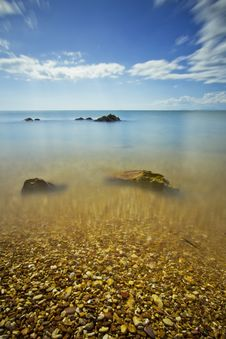 Sea Scape Stock Images