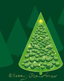 Free Christmas Tree Stock Photos - 21832943