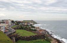Free Puerto Rico Coast Stock Photography - 21833112
