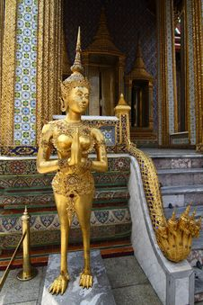 Grand Palace Bangkok Stock Photo