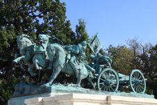 Free Grant Memorial At U.S. Capitol Stock Photography - 21838212