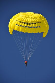 Free Para Glider Stock Photos - 21838263