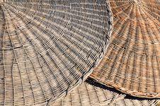 Free Beach Parasols Royalty Free Stock Photography - 21838287