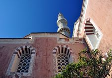Free Mediterranean Mosque Stock Photos - 21838413